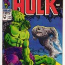 Hulk # 104 VF+ to VF/NM