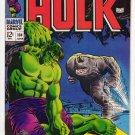 Hulk # 104 VF+ to VF/NM