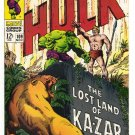Hulk # 109 NM- to NM