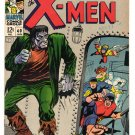 X-Men # 40 VF+ to VF/NM