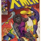 X-Men # 53 VG+ to VG/FN