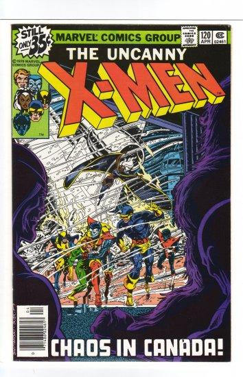 X-Men # 120 VF/NM to NM-