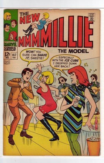Millie the Model # 157  VF to VF+