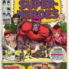 Marvel Super-heroes # 23  VF- to VF