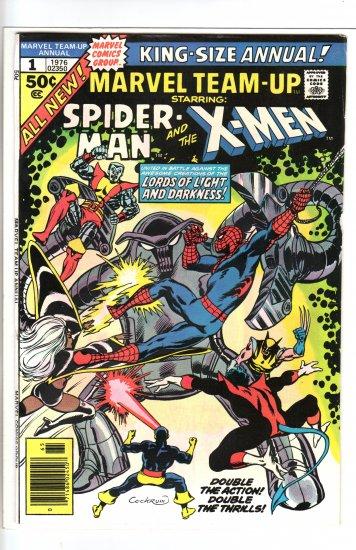 Marvel Team-up Ann. # 1  VF/NM to NM-