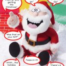 Animated Pull my Finger Santa