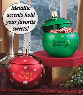 Holiday Candy Dish