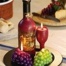 5-Pc. Wine Candle Set
