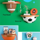 Sport Ball Shelves