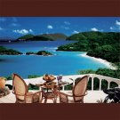 Cinnamon Bay Wall Mural