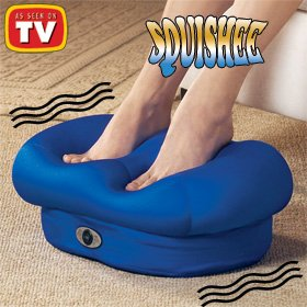 Squishee Vibrating Foot Massager