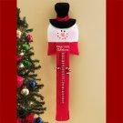 Plush Snowman Countdown Calendar