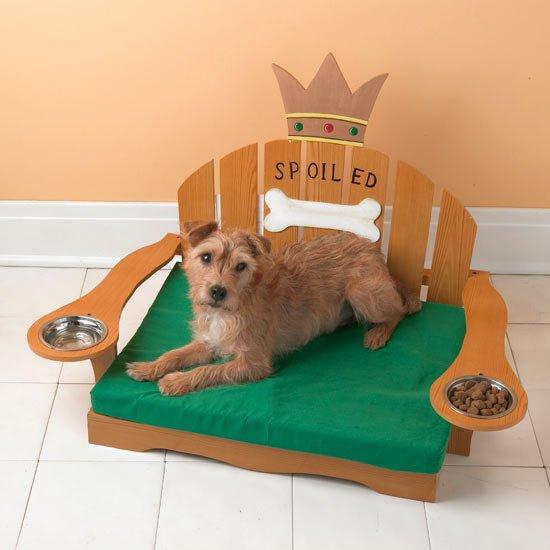 Prince Dog Bed