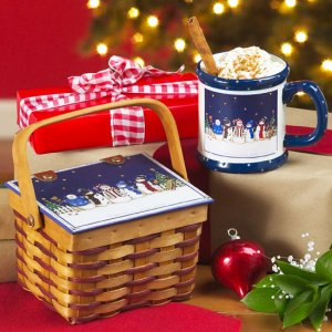 Mug-In-A-Basket Gift Sets