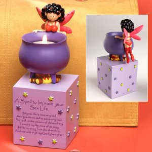 Sex Life - Fairy Spell Candle Holder