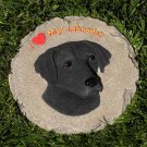 Dog Breed Stepping Stones - Black Lab