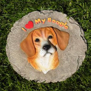 Dog Breed Stepping Stones - Beagle