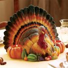 Turkey Centerpiece Candleholder