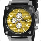 SUG KILOWATT MENS CITIZEN OS10 CHRONOGRAPH CARBON FIBER FACE WATCH NEW S.U.G. FREE USA S-H