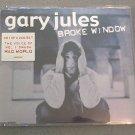 Broke Window: Gary Jules CD1 single