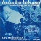 Celluloid Copland Aaron Copland Film Music CD SEALED