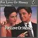 For Love Or Money Bruce Broughton Soundtrack CD
