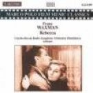 Rebecca Film Score Franz Waxman CD SEALED