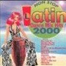 Latin Dance Mix Hits 2000 CD SEALED
