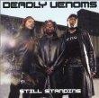 Still Standing: Deadly Venoms CD SEALED [PA]