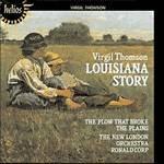 Louisiana Story Virgil Thomson CD SEALED