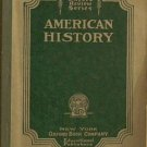 American History Oxford Review Series S D Moss 1941 Soft Cover