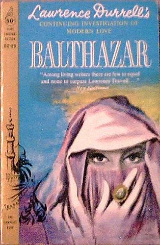 Balthazar Lawrence Durell 1961 Paperback
