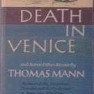 Death In Venice & Other Stories Thomas Mann 1958 Paperback