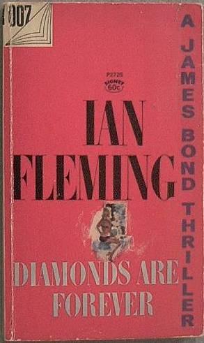 Diamonds Are Forever Ian Fleming 1964 Paperback
