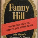 Fanny Hill John Cleland c1963 Paperback