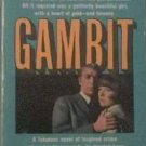 Gambit Kendall Lane 1966 Paperback