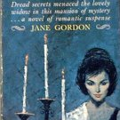 Mistress Of Mount Fair Jane Gordon 1965 Paperback