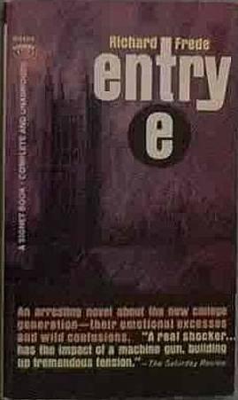 Entry E Richard Frede 1964 Paperback