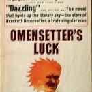 Omensetter's Luck William H Gass 1967 Paperback