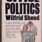 Office Politics Wilfrid Sheed 1967 Paperback