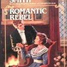 Romantic Rebel by Joan Smith 1991 Paperback