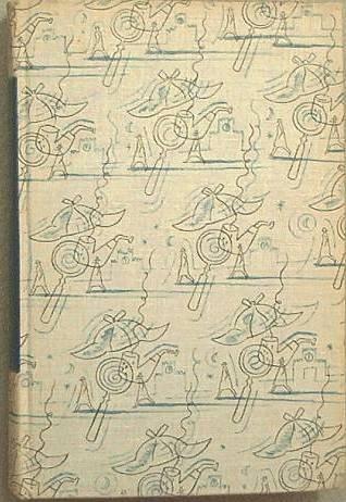 The Book Of Sherlock Holmes A Conan Doyle 1950 Hard Cover