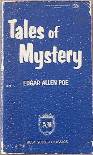 Tales of Mystery Edgar Allen Poe c1960 Paperback