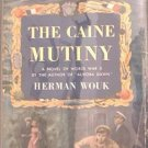 The Caine Mutiny Herman Wouk 1952 HC/DJ