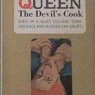 The Devil's Cook Ellery Queen 1966 Paperback