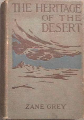 The Heritage Of The Desert Zane Grey 1924 Photoplay Edition Hard Cover