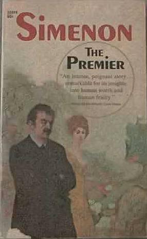 The Premier Georges Simenon 1968 Paperback