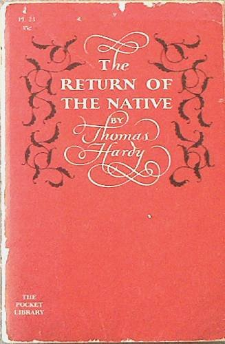 The Return of the Native Thomas Hardy 1958 Paperback