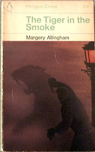 The Tiger in the Smoke Margery Allingham 1965 Paperback