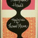 Transposed Heads Thomas Mann c1969 Paperback